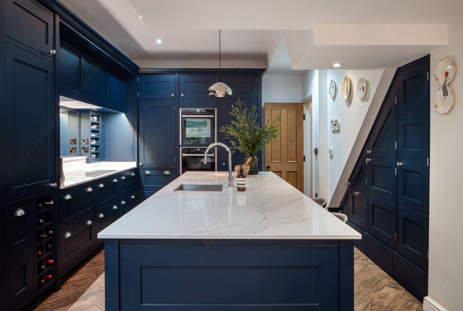 kitchen designers london