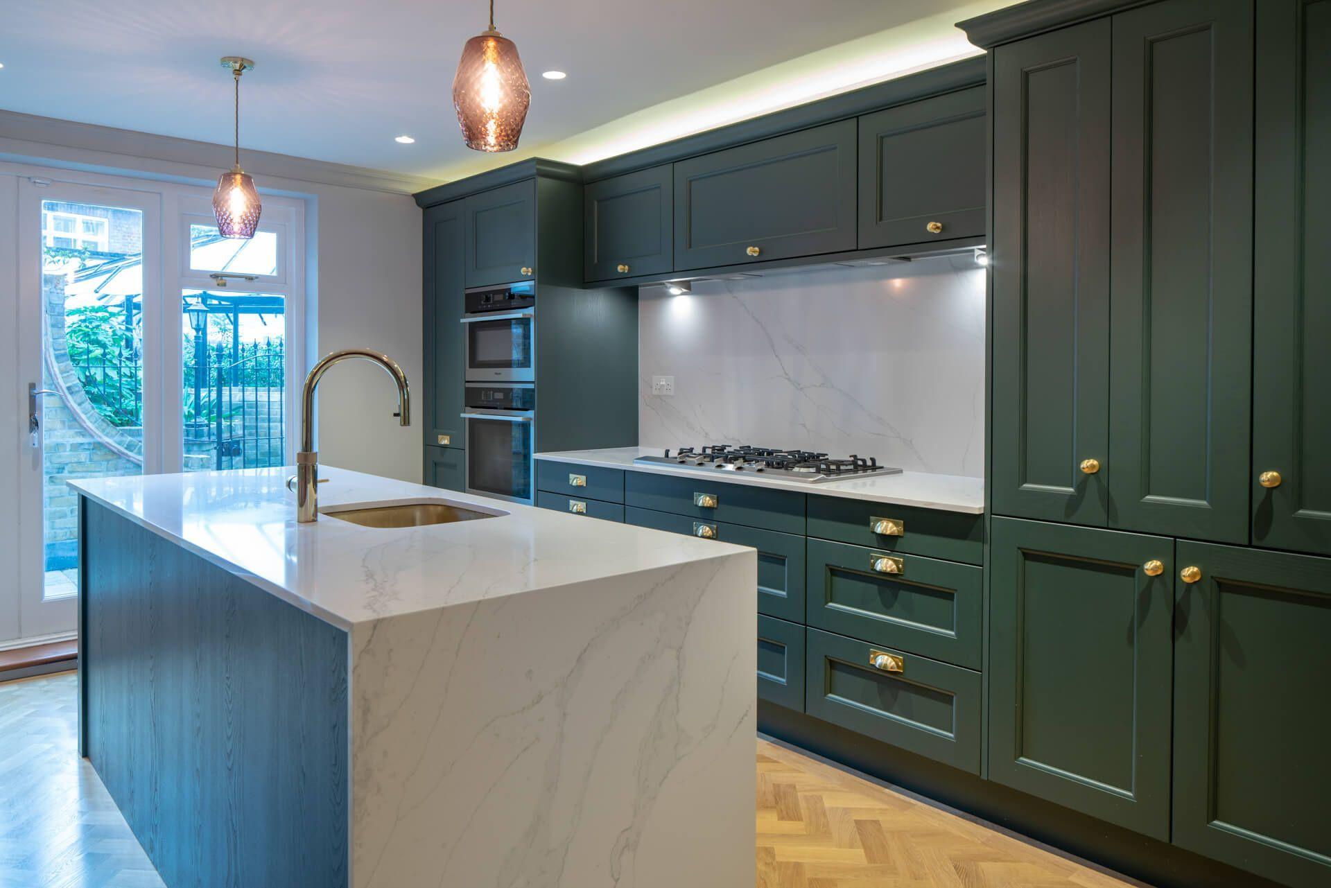 kitchen fitters london